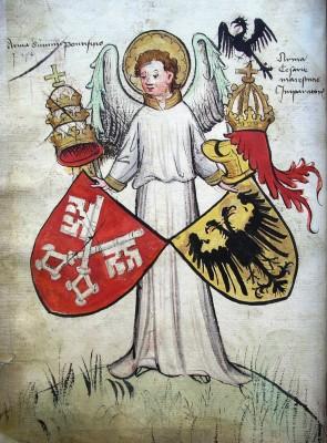 Angel From the Hyghalmen Roll