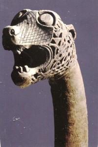 viking figurehead